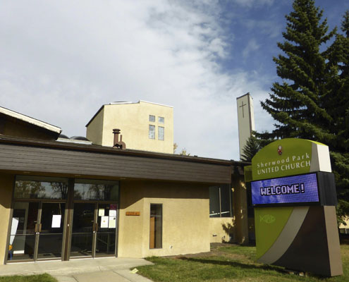 Sherwood Park United Church